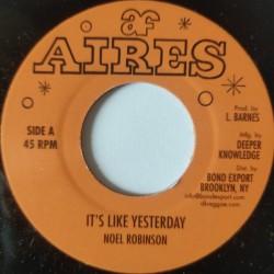 Noel Robinson - It's Like...