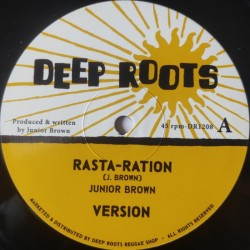 Junior Brown - Rasta-Ration...