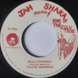 """Young Warrior - Zulu Charge 7"""""""