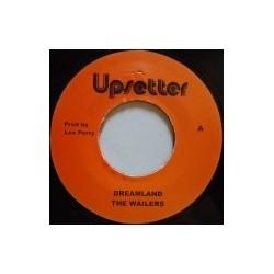 "Wailers - Dreamland / U Roy 7"""