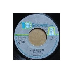 Barry Back - Music Tonight 7""