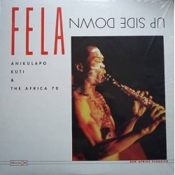 Fela - Upside Down LP