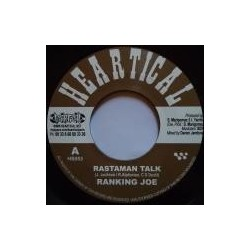Ranking Joe - Rastaman Talk 7""