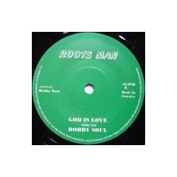 Bobby Soul - God Is Love 7''