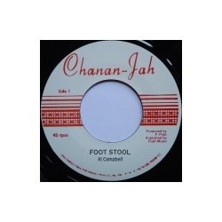 Al Campbell - Foot Stool 7''