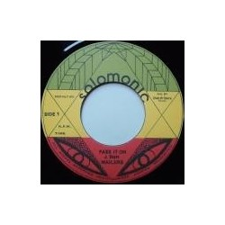 Wailers - Pass It On 7''